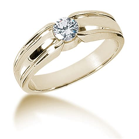 s solitaire rings wedding promise