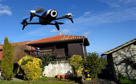 parrot bebop   el sky controller  prueba tecnologia de tu  tu