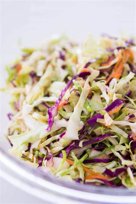 the frugal pantry no mayo coleslaw