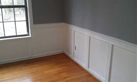 Painted wainscoting design how to painted wainscoting