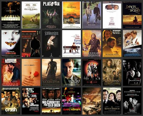 film oscar winner 5 best pictures in our collection that i would re oscar