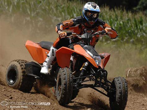 Ktm Sport Atv Gossip September 2007 Motorcycle Usa