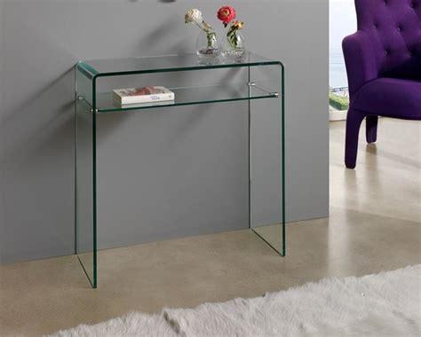 small modern console table home office desk  hutch