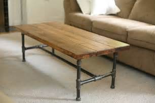 Diy Pipe Coffee Table Pipe Coffee Table Building Projects Pipes Coffee Tables And Coffee