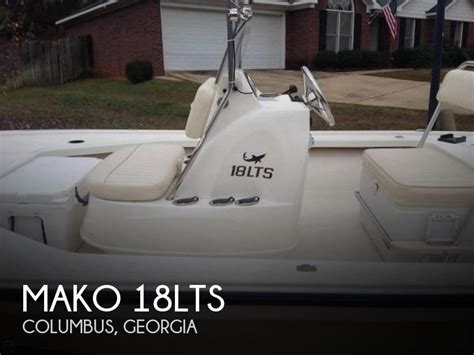 used mako boats for sale in georgia for sale used 2010 mako 18lts in columbus georgia boats