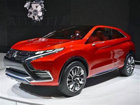 mitsubishi crossover 2015 mitsubishi evo crossover mobil listrik terkuat dan