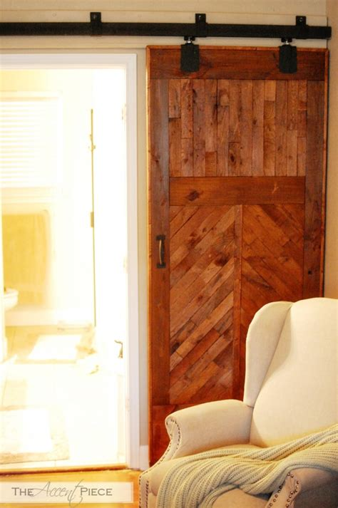 20 Diy Barn Door Tutorials Super Easy To Follow Even For Installing A Sliding Barn Door