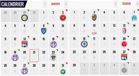 Calendrier Match Psg Chions Ligue Club Le Psg 224 L Assaut Du Casse T 234 Te Du Calendrier