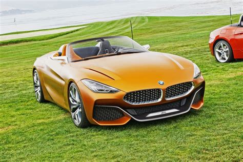 bmw supercar concept first impression bmw z4 concept gtspirit