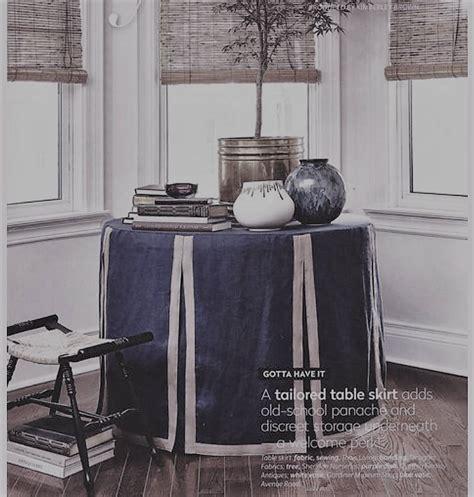 custom made table skirts custom made table skirt grosgrain ribbon tableskirt cotton