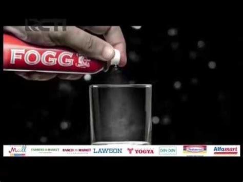 Parfum Fogg Tanpa Gas iklan fogg parfum spray tanpa gas 15s