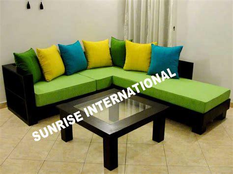 l type sofa design custom long l shaped wood sofa google search room