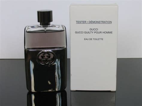 Parfum Original Gucci Guilty For Edt 90ml Tester gucci guilty pour homme 90 ml edt tester for sale in dublin 1 dublin from myperfumes eu