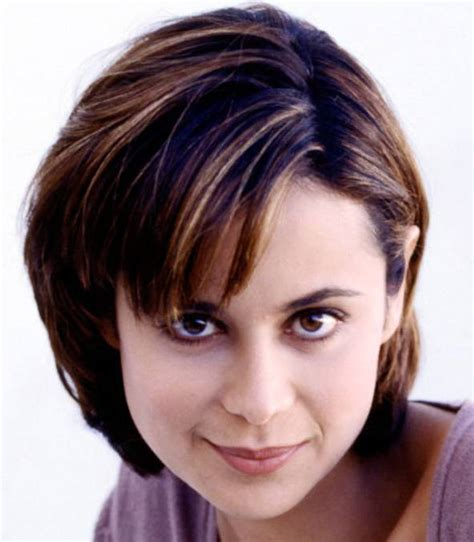 catherine bell short formal hair actress catherine bell short hairstyle