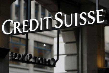 lavorare nelle banche lavorare in una banca svizzera credit suisse assume nuovo
