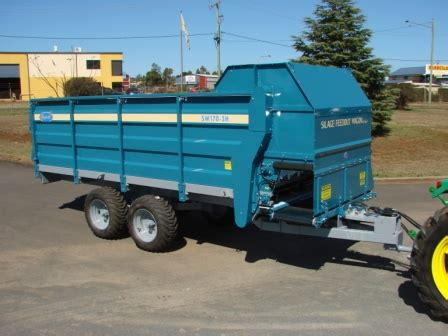 beckett agri wagon silage 2014 gyral implements toowoomba silage feedout wagon