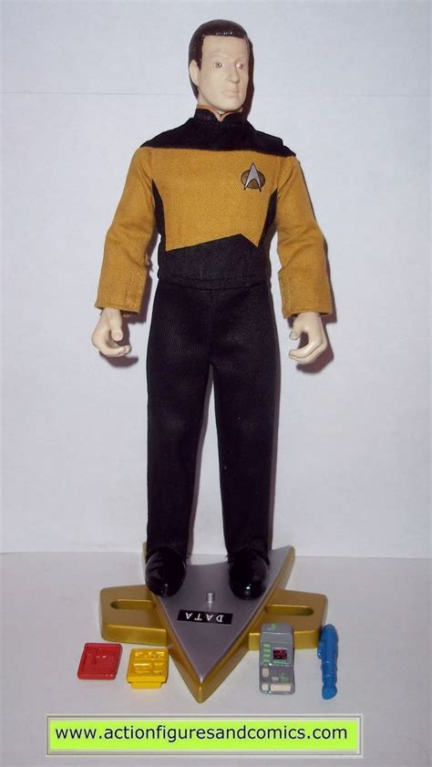 9 inch figures 462 best images about trek playmates toys