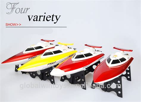 crazy rc boats crazy speed 2 4g 4channel gw tft007 rc boat fishing 20km h