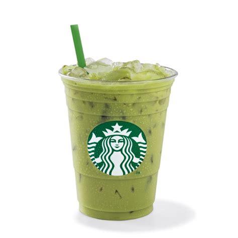Iced Green Tea Latte   Starbucks Coffee Australia