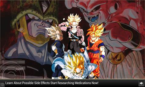 dragon ball z hd wallpaper apk free anime dragon ball z wallpapers apk download for