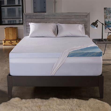 hotel mattress topper unique amazon sleep innovations amazon com sleep innovations 2 5 inch gel memory foam