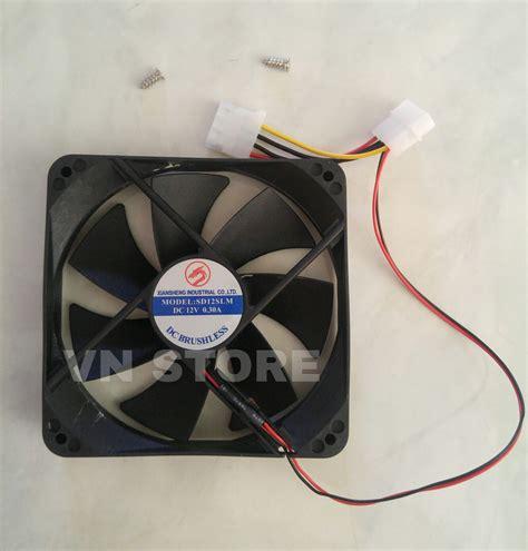 Fan Casing 12cm Transparan Warna jual fan casing 12cm hitam fan 12 cm kipas cpu