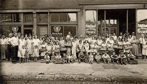 The Great Depression Soup Kitchen by Depression Era Soup Kitchen St Louis Missouri
