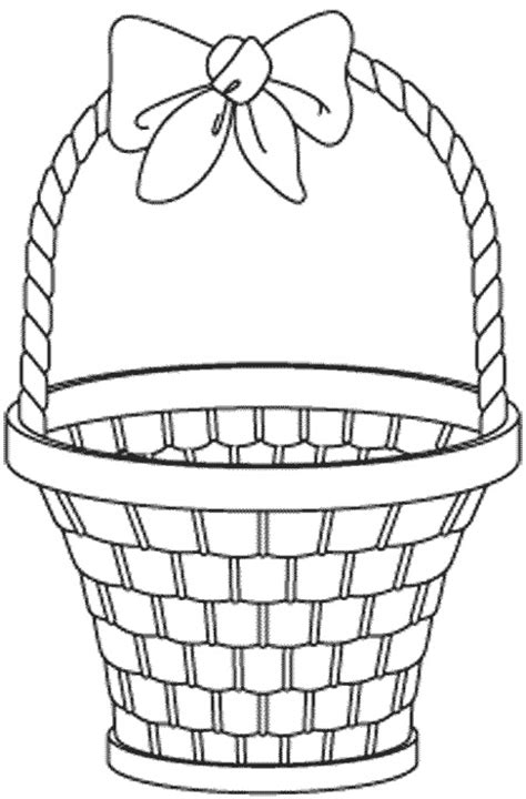 coloring pictures of a fruit basket over coloring pages