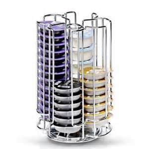 distributeur t disc support capsules rotatif pour 52