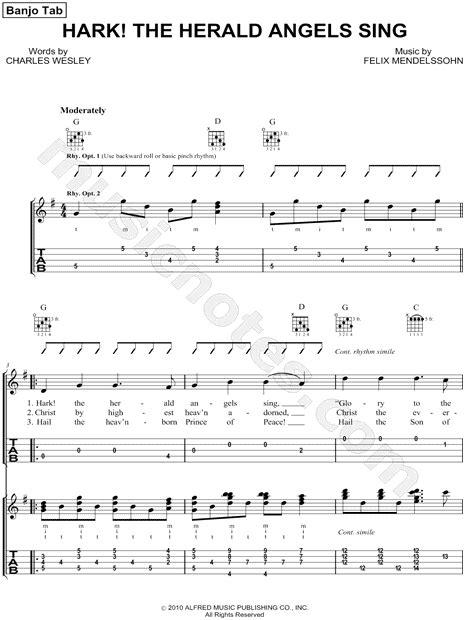 printable lyrics to hark the herald angels sing felix mendelssohn quot hark the herald angels sing quot sheet