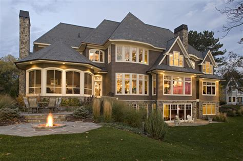 beauty home lake minnetonka residence