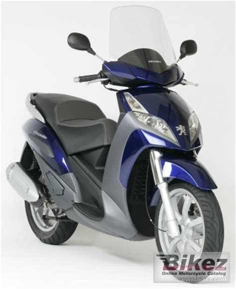 2007 peugeot geopolis 250 exec. specifications and pictures