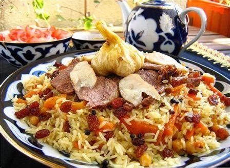 uzbek cuisine samarkand tour