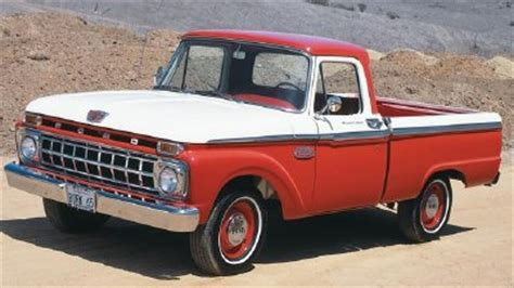 0 1969 pickup trucks old car and truck pictures 1965 ford trucks howstuffworks