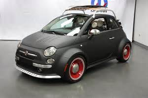 How Is A Fiat 500 La Macchina Fiat 500 Cruiser
