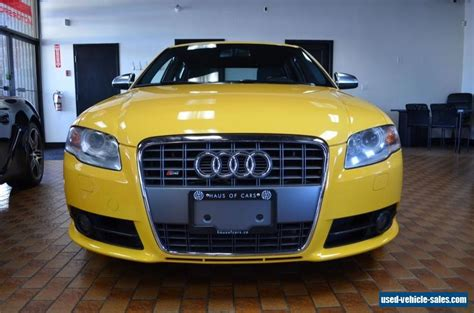s4 audi for sale 2006 audi s4 for sale in canada