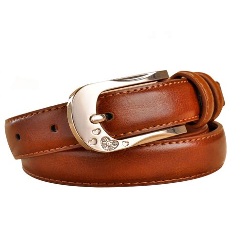 new 2016 fashion belts all match cowhide needle