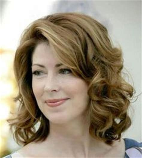 no effort medium length hairstyles for ordinary women over 50 with thin hair hairstyles for mature women over 40 beautiful hairstyles