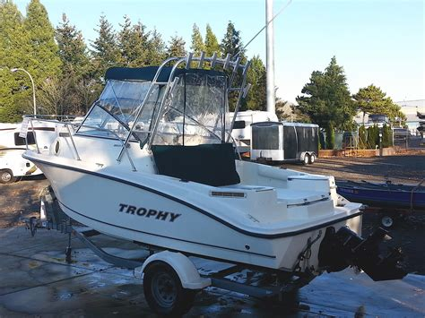 trophy wa boats for sale 2005 bayliner trophy 1952 wa power new and used boats for sale