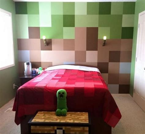 kids bedroom minecraft creative decor ideas for kids bedrooms which they will love