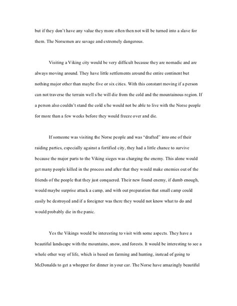 Recess At School Essay by Viking Persuasive Essay