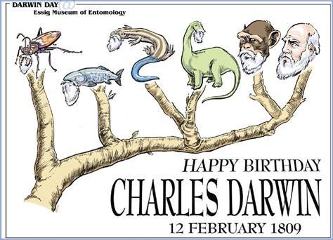darwin day 12 february 1809