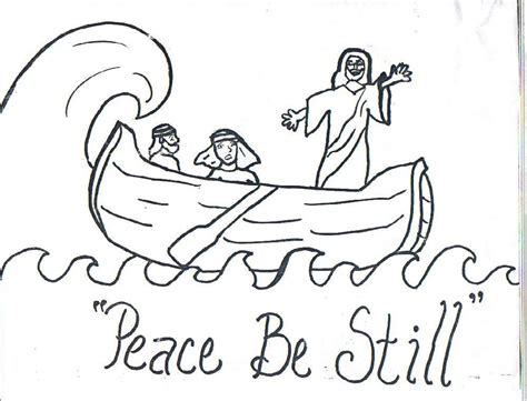 preschool bible free coloring pages