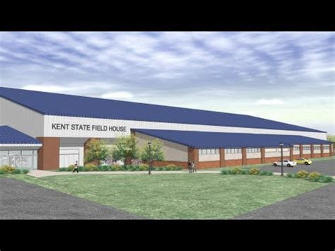 what is a field house kent state field house expansion groundbreaking youtube