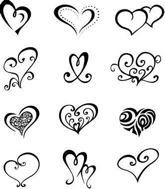 easy heart tattoo designs tattoo designs for women small heart tattoos tattoo and