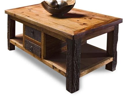 Rustic Coffee Tables With Storage Rustic Coffee Table With Storage Home Design Ideas