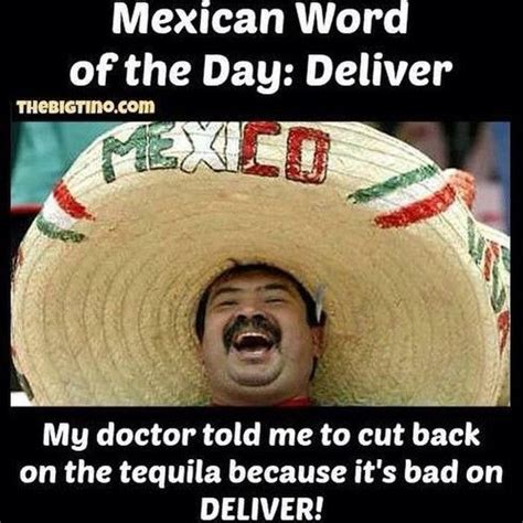Memes Of The Day - mexican word of the day memes meme funny memes funny jokes