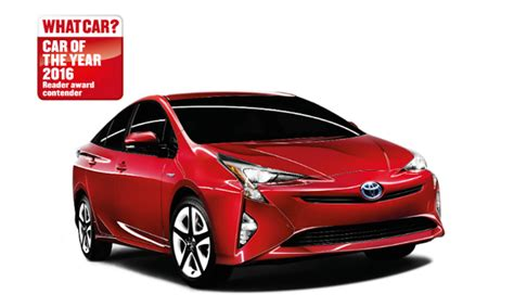 Toyota Vote Vote For Prius In The What Car 2016 Reader Award