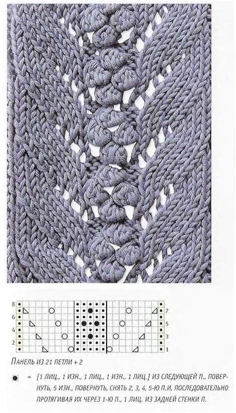 chart pattern website russian site with many knitting charts that need no
