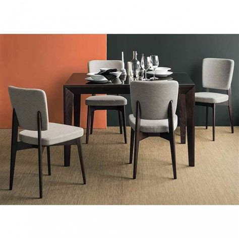 Dining Table With Upholstered Chairs Dinning Modern Upholstered Dining Room Chairs Dining Room Table Sets Kitchen Table And Chairs